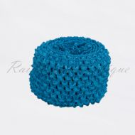Turquoise band By The Metre 2.75 Inches